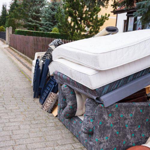 spoľahlivý odvoz starého nábytku Nitra NajSťahovanie