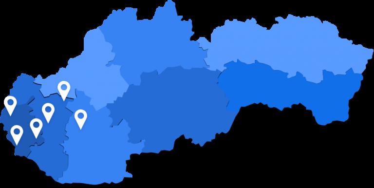 Sťahovanie Bratislava a okolie
